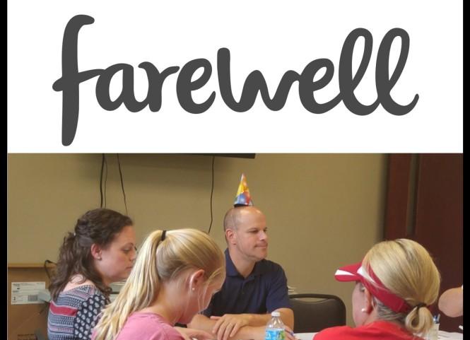 Farewell-